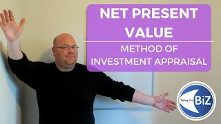 Download Lagu A level Business Revision - Net Present Value Method of Investment Appraisal Gratis STAFABAND