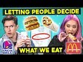 Letting The People In Front of Us Decide What We Eat | Guess That Generation