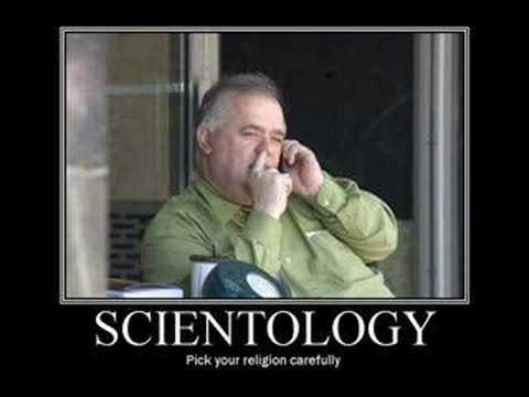 Scientology Voicemail lulz