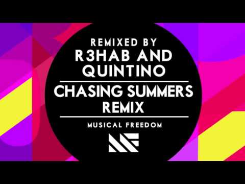 Tiësto - Chasing Summers (R3hab and Quintino Remix)