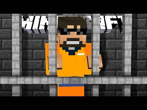 Minecraft JAIL BREAK | STARTING FROM THE BOTTOM #1