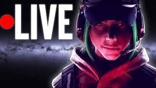 Rainbow Six Siege | Ranked Livestream Action mit C0rnyyy
