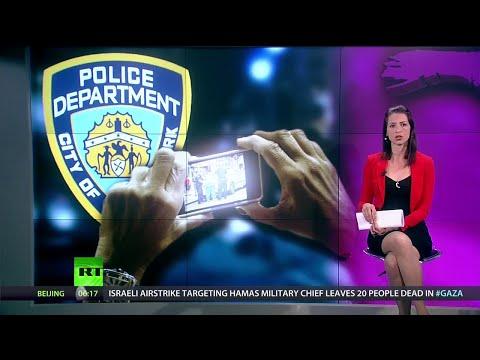[442] Gaza Civilian Targets, Total Bahamian Surveillance & PSA: Film the Police