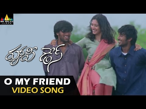 O My Friend Video Song - Happy Days (varun Sandesh, Tamanna) - 1080p video