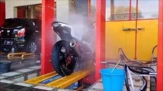 download lagu Aplus, Cuci Motor Otomatis Paten Indonesia,mencuci Motor Ninja gratis