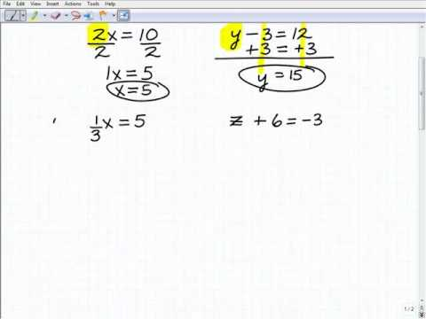 Homeschool 8th grade math
