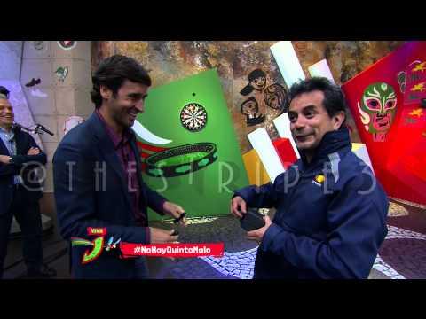 La Jugada del Mundial Raul, Zanetti y Aguirre