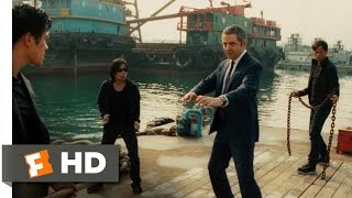 Johnny English Reborn (3/10) Movie CLIP - You've Met Your Matchstick (2011) HD