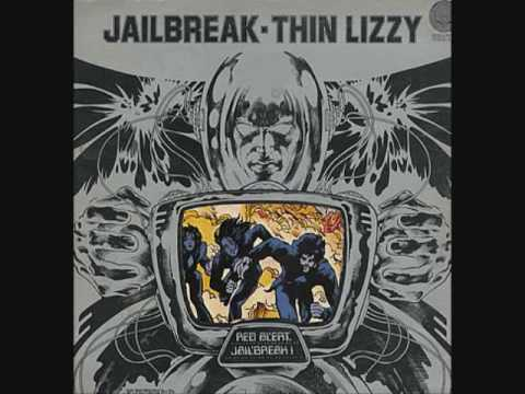 Thin Lizzy - Warriors