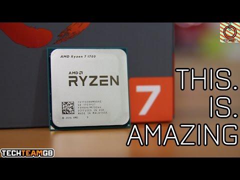 Don't buy an 1800X... AMD Ryzen 7 1700 Review