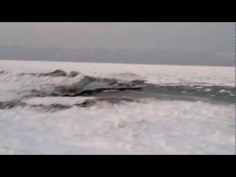 Зима в Набране 2012-ом го...