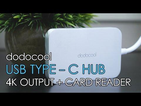 DodoCool USB Type-C Hub Quick Review - Premium Quality, Budget Price