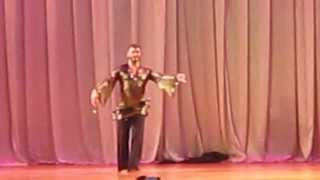 "Azad Kaan (Turkey/Germany)- Азад Каан, Gala-Show г.Казань 2013 чемпионат  ""Сююмбике"""