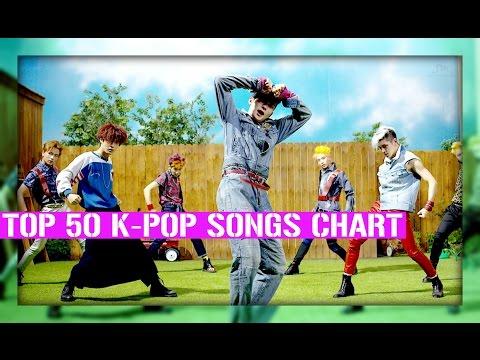 [TOP 50] K-POP SONGS CHART - JULY 2016 (WEEK 4)