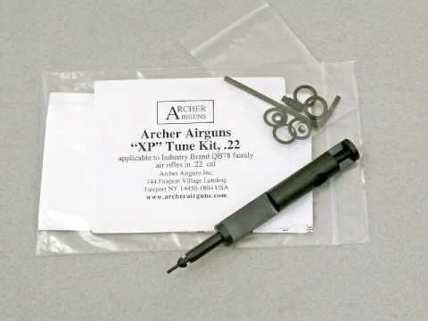 The Archer Airguns XP Tune Kit