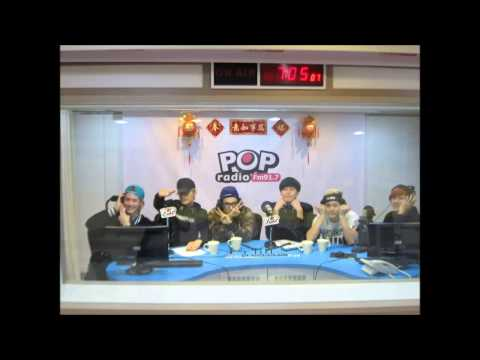 20150216 Pop Radio SpeXial訪問+call out