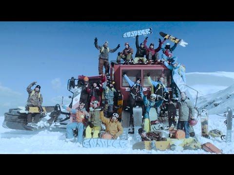 K2 Snowboarding Enjoyers Kamp Macedonia 2016