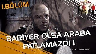Leyla İle Mecnun 1.Bölüm - İsmail Taksiye Çıkarsa...