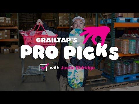 Justin Eldridge | Crailtap Pro Picks
