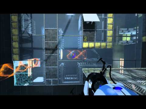 Portal 2 Coop - Gameplay Part 7 [1080 HD]
