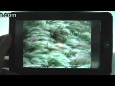Tablet Manual - How to Use TechPad 7 Inch Touchscreen Android Tablet