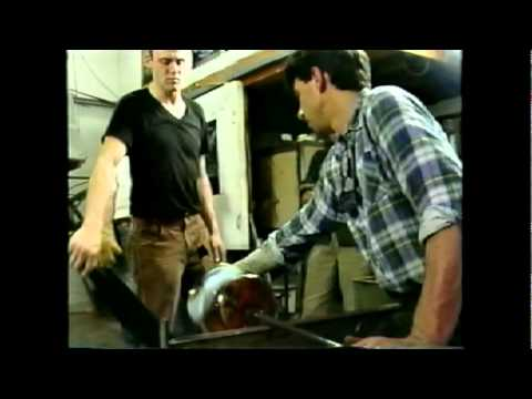 Part two of 1987 film with Chihuly and team at Harvey Littleton's studio in Spruce Pine, North Carolina. This film was uploaded with permission by Don Ringe.
