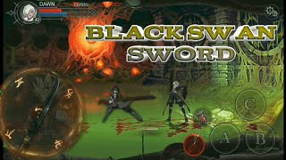 Game Android How to Get Black Swan Sword | Never Gone apk.