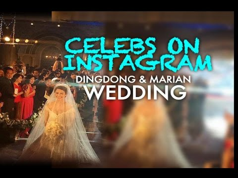 MARIAN RIVERA-DINGDONG DANTES WEDDING HIGHLIGHTS