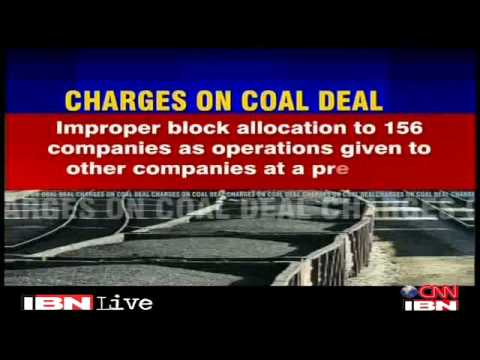 Coal block allocation  CBI begins probe - Videos - Politics -...