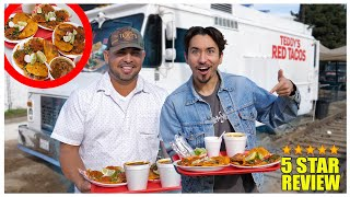 Eating At The Best Reviewed Food Truck In Los Angeles (5 STAR)