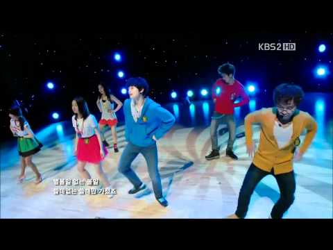 B Class Life - Dream High 2 (with Lyrics) video