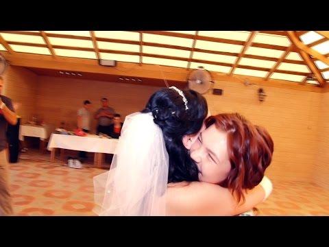 Поздравления на свадьбу от младшей сестры старшей
