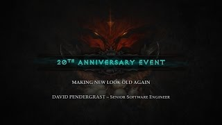 20th Anniversary Event ft. David Pendergrast