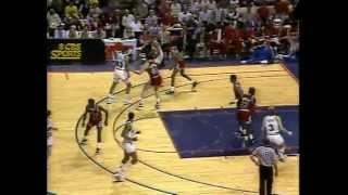 Michael Jordan -1989 - Opening Game Playoffs - Cleveland Cavaliers Vs Chicago Bulls