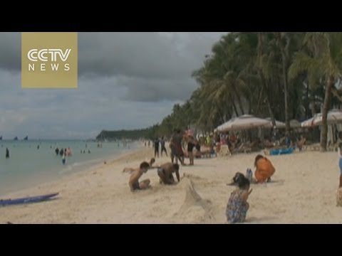 Philippines tourism industry hit as China issues travel advisory