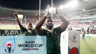 Rugby World Cup 2019: Wales, South Africa in semifinals | Wake up with the World Cup | NBC Sports
