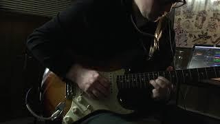 Snowy Slow Jam | Fender 60s Roadworn Stratocaster | Way Huge Green Rhino
