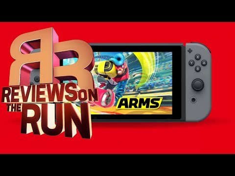Arms Game Review - Reviews on the Run - Electric Playground