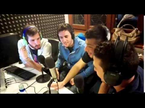 Diretta del 29 Novembre 2014: ospite Il Pilota della Val Chisone!