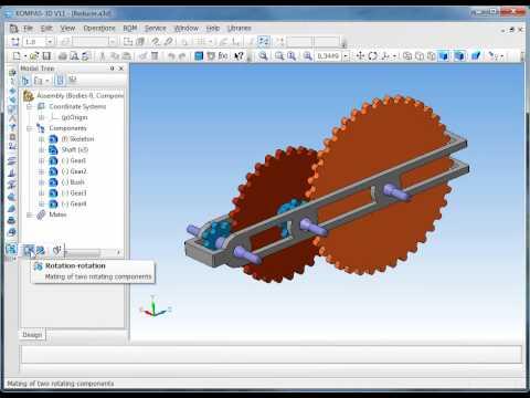 KOMPAS-3D New functional