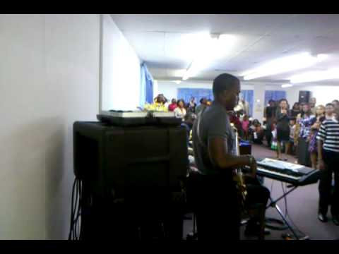 He Is Able- NC Jurisdictional Youth Meeting 2010