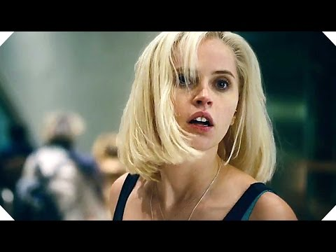 COLLIDE Movie TRAILER (Felicity Jones - Action Thriller, 2016)