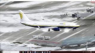 [Charter Flight] Punta Cana-Buffalo, NY  |  Miami Air B737-800  |  Flight Sim X