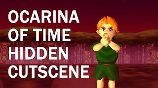 Legend of Zelda: Ocarina of Time HIDDEN CUTSCENE GLITCH