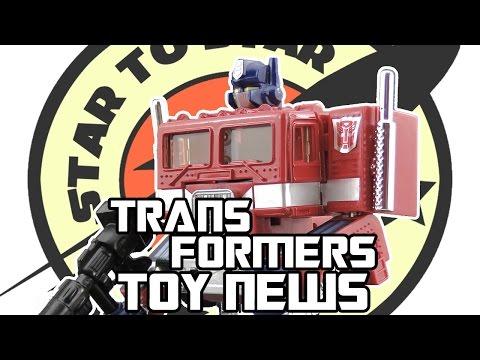 Transformers Toy News Recap - 09/12/2014