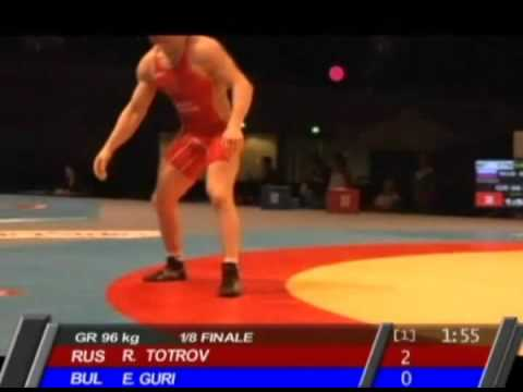 Pre-London Olympics 2012 Greco Roman Wrestling Highlights
