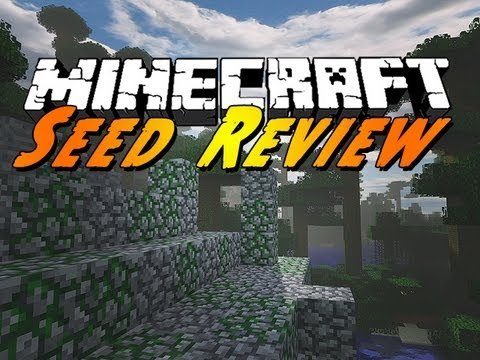 Minecraft Seed Review : Double Spawner!