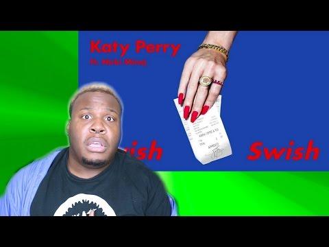 "KATY PERRY FT. NICKI MINAJ ""SWISH SWISH"" AUDIO (REACTION)| Zachary Campbell"