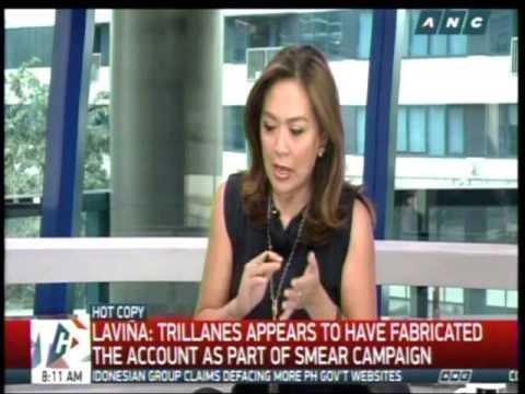 WATCH: Spokesman's earlier denial of Duterte's BPI bank account