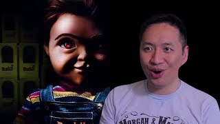 Child's Play Trailer 2 Reaction